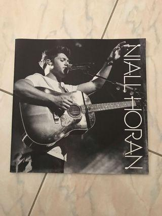 Niall Horan Tour Book