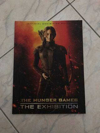 Hunger Games Exhibition Book