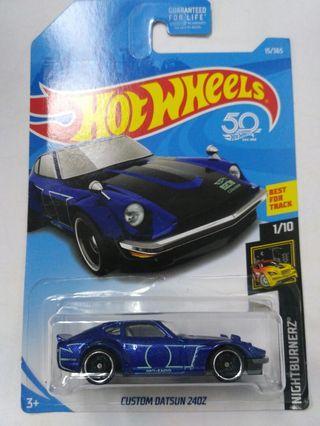 Us Card Hot Wheels Custom Datsun 240Z