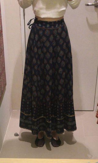 🚚 Indian Long Skirt #EndgameYourExcess