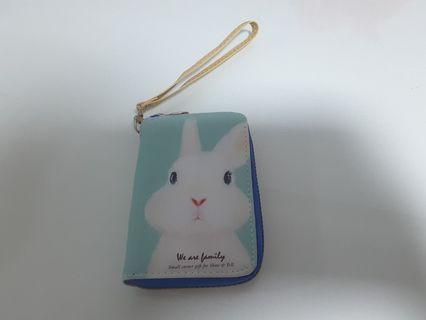 Cute rabbit wallet