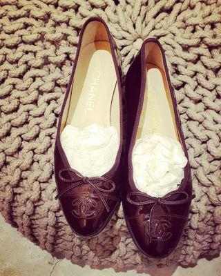 Chanel shoes 37