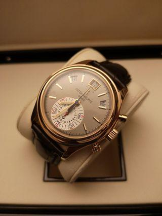 Patek Philippe 5960R-001 Annual Calender Flyback Chronograph Rose Gold 40.5mm Automatic