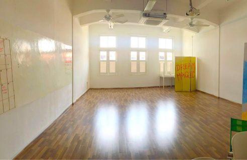 Bugis Rental for Fitness / Dance Studios