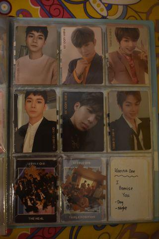 WTS wanna one I promise you