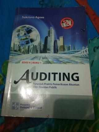 Auditing edisi Empat - [Sukrisno Agoes]