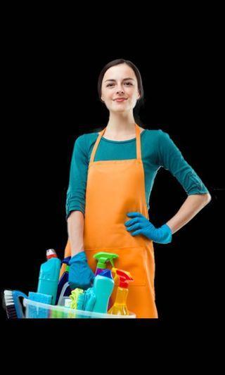 Maid / pembantu rumah
