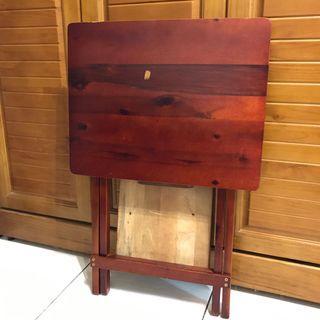 🚚 實木折疊桌