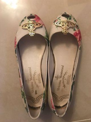 Vivienne Westwood x Melissa jelly shoes floral