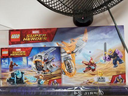 lego avanger infinity war