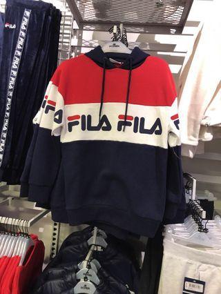 AUTHENTIC Fila hoodie