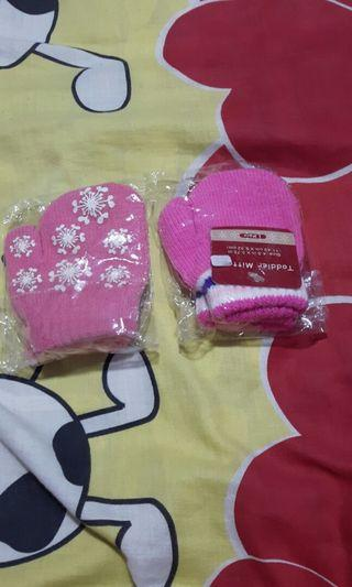 Toddler mittens(blessing price)