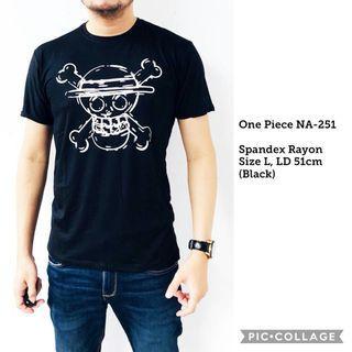 Kaos Pria One Piece NA251