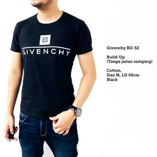 Kaos Pria Build-up Givenchy BU52