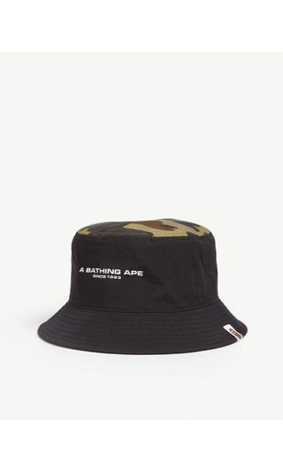 77c44f44d85 Bape camouflage bucket hat
