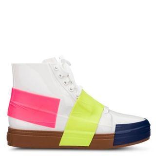 *正價7折*Melissa Crew 拼接高筒波鞋 原價$950