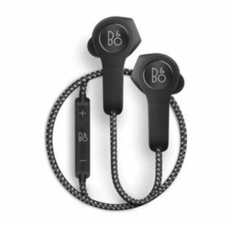 🚚 Bang & Olufsen BeoPlay H5 Wireless Bluetooth Earphones (Black)