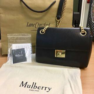 Mulberry Black Chain Handbag (還價即成)