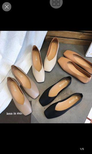 🚚 🍉BRAND NEW CLASSIC FLATS MULES SLIP ONS #EndgameYourExcess-