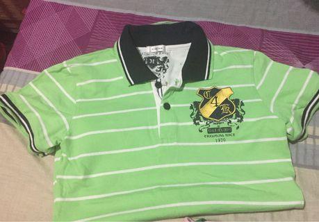 Coach kid polo shirt