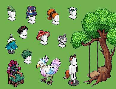 LF > Enchanted Fox Outfit