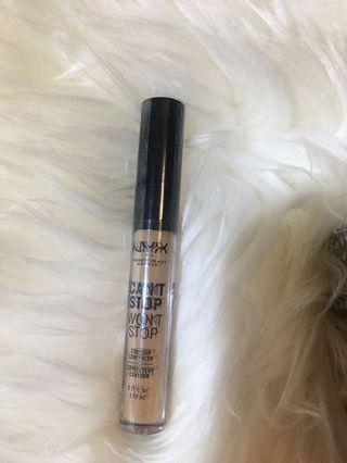 NYX Concealer (New Launch) 100% Real & New 包平郵
