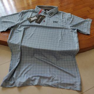 GOLF: PXG GOLF POLO TEE (BRAND NEW)