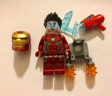 Lego Marvel Super Heroes 76125 Iron Man Mark 50