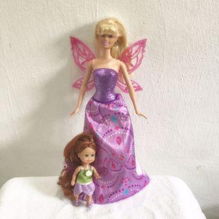 Barbie fairy Princess set