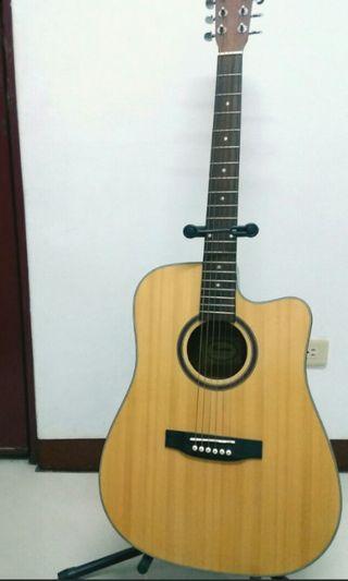 Bensons 單板木吉他