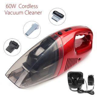 Cordless HandHeld Vacuum Cleaner Kit - Instock