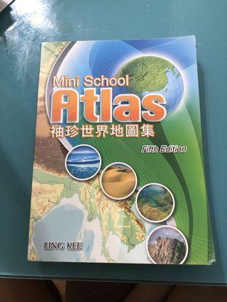 Atlas地圖集
