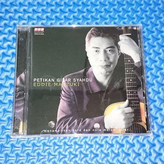 🆒 Eddie Marzuki - Petikan Gitar Syahdu [2002] Audio CD