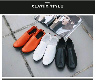 Loafers slipon breathable shoes
