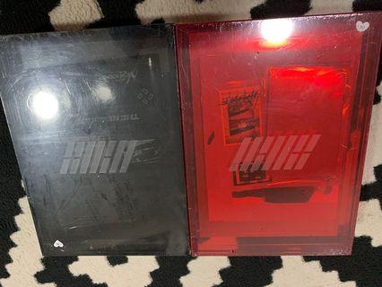 Official iKON The New Kids album repackage