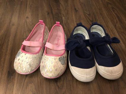 Preloved girl shoes