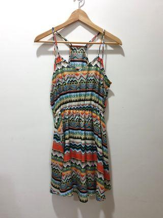 🚚 BN tribal dress