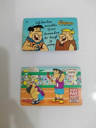 Singapore Telecom Phone Cards