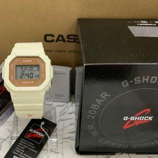 G-Shock DW5600 White