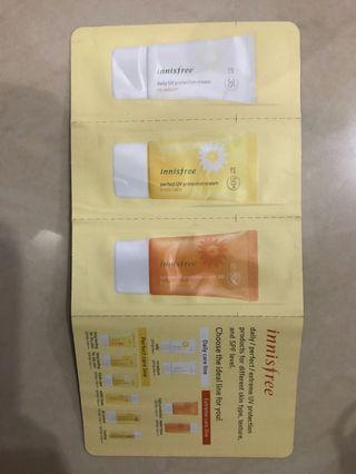 Innisfree sunscreen