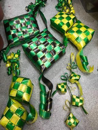 Ketupat decoration