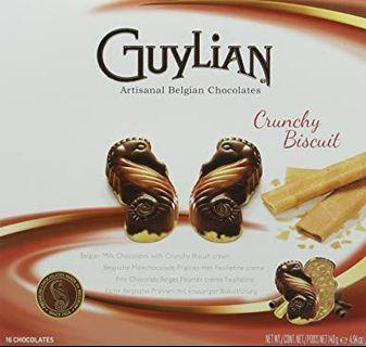 Guylian chocolate biscuits. #EST50