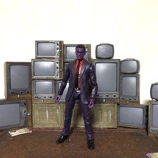 Marvel Legends Raft SDCC Purple Man