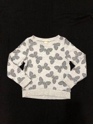 (2-4Y) Pretty H & M Sweater