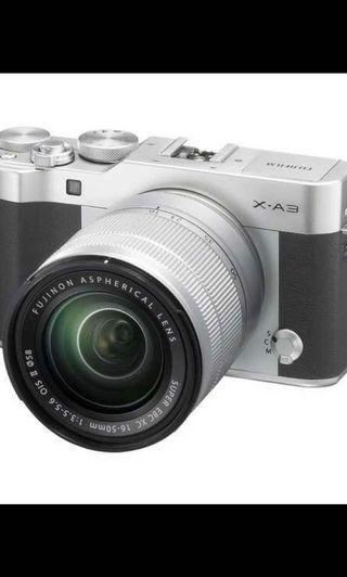 Fujifilm XA3  富士復古相機