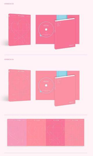 WTS BTS Persona Map Of The Soul