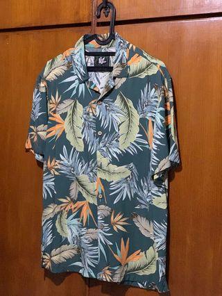 Pull & Bear Short sleeve tropical