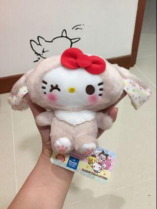 Sanrio Floral Hello Kitty Small Plush