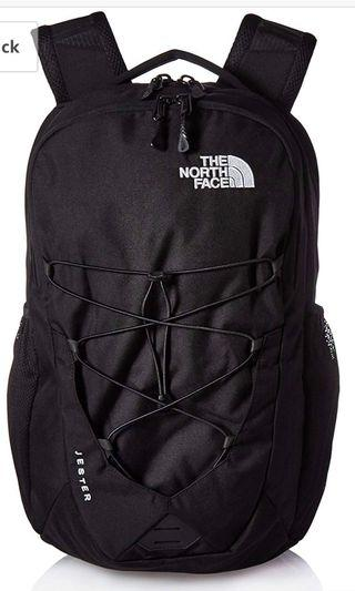 THE NORTH FACE Jester Backpack 黑色 現貨  美國直送