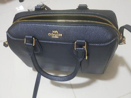 COACH Sling Bag (Denim Blue)